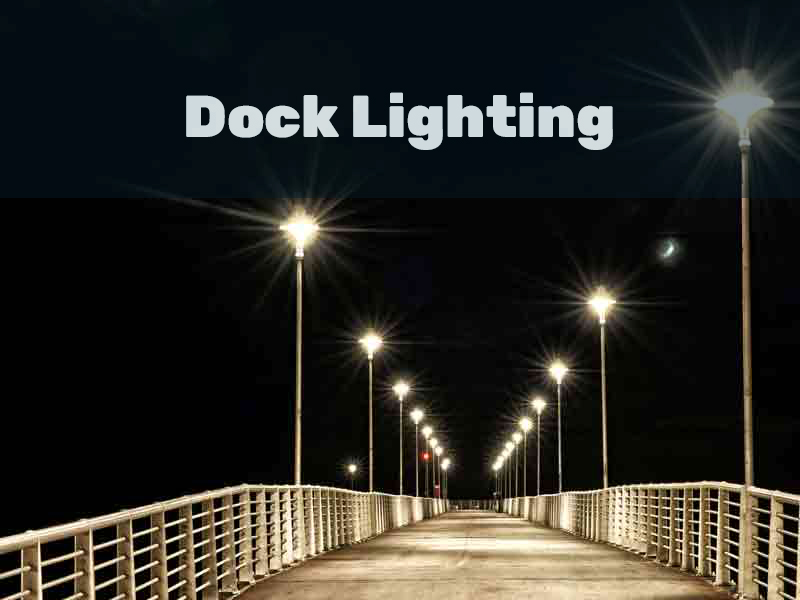 Wiring Marina Dock Lighting