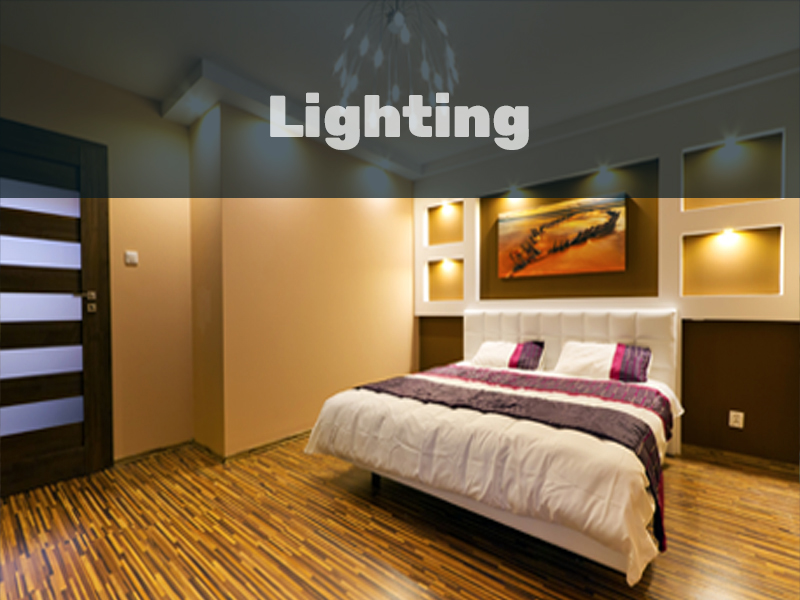 wire recess lighting for your house