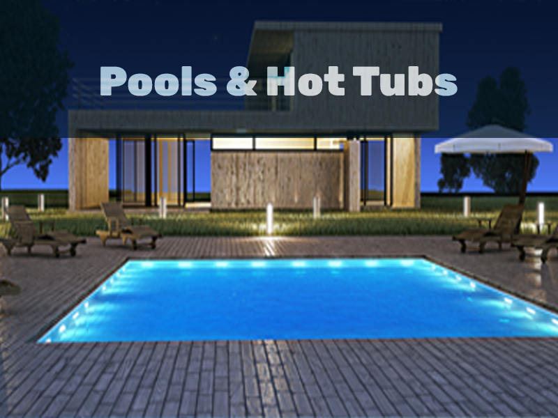 Wiring Pools and Hot Tubs